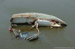 Båd-polering