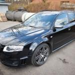 Audi RS4 B7 Avant – Fuld polering! video & billeder.