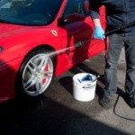 Polering Ferrari F430 – Karma Car Care