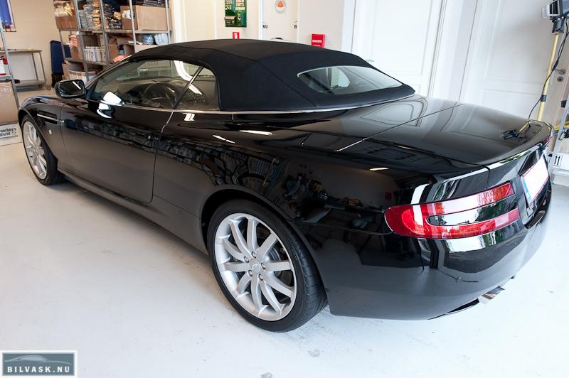 Aston Martin efter Karma Car Care polering